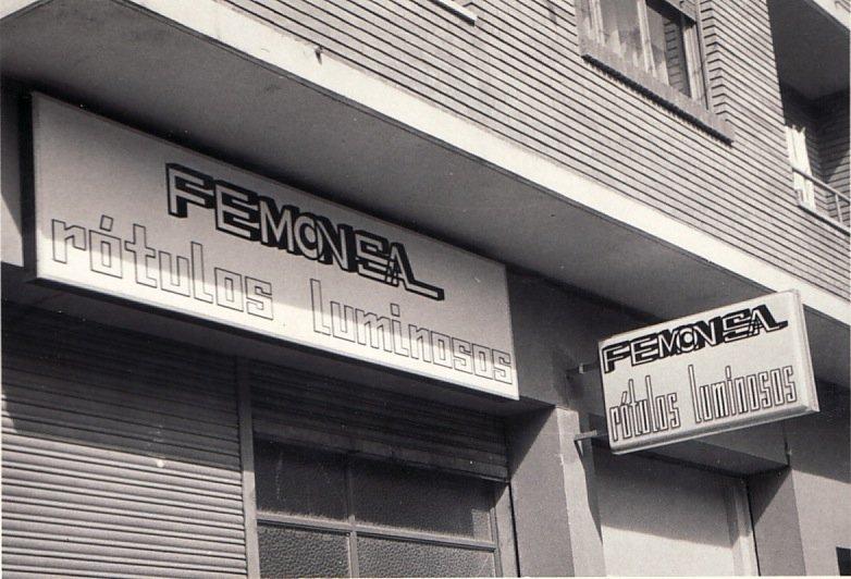 FEMONSA 1965