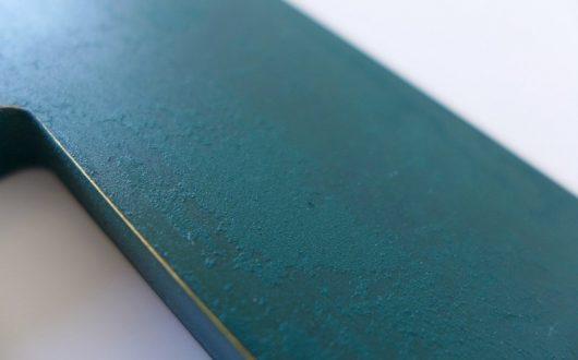 Letras Corpóreas PVC - Acabados Especiales - Bronce detalle