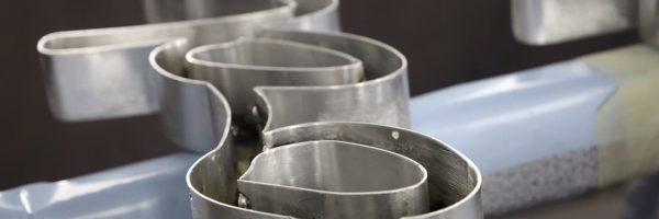 Letras Corpóreas Aluminio - Taller 2