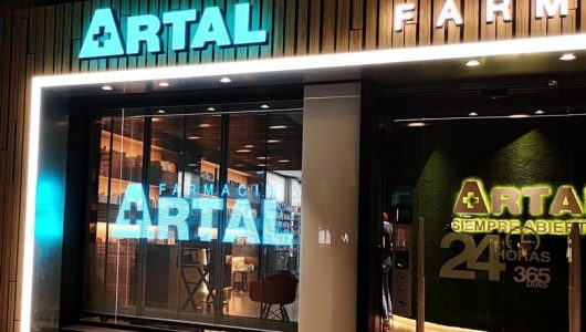 Pantallas Led Escaparates - Artal