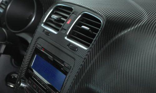 Rotulación Integral de vehículos - Detalle salpicadero